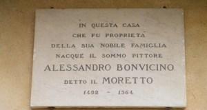 Alessandro Bonvicino detto il Moretto