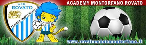 Mascotte con logo Academy