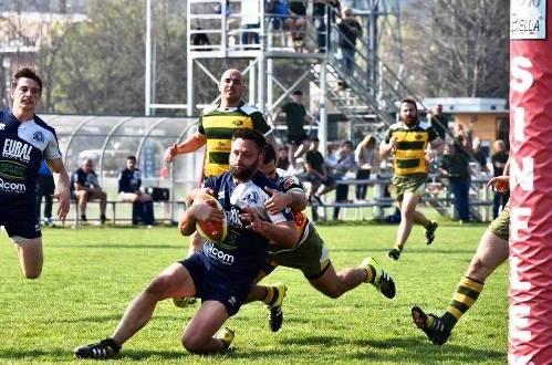 Foto Stefano Del Frate da sito ufficiale Rugby Rovato
