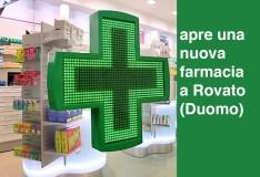 Nuova farmacia a Rovato