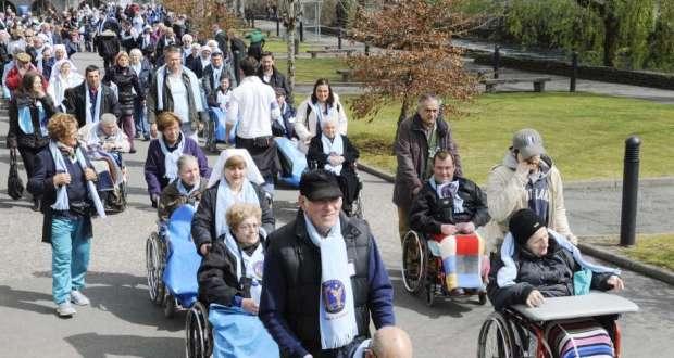 Pellegrini in viaggio da Rovato a Lourdes