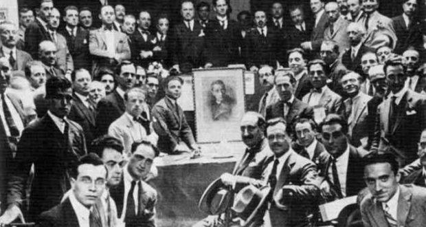 Una foto storica del Partito Popolare italiano