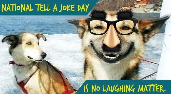 Tell Joke Day 2017