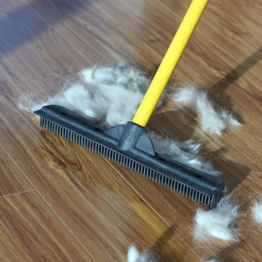 hair removal brush