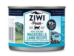 Ziwi Peak canned cat food