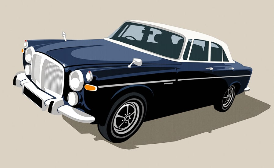 Paul Flanders Design and Illustration