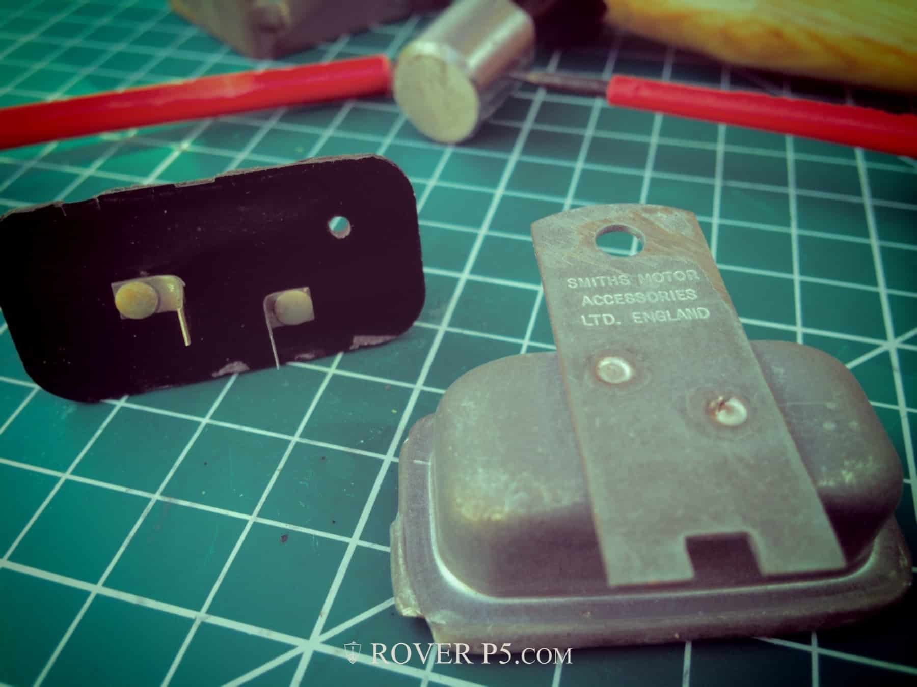 Fixing a Faulty 10V Regulator on a Rover P5B