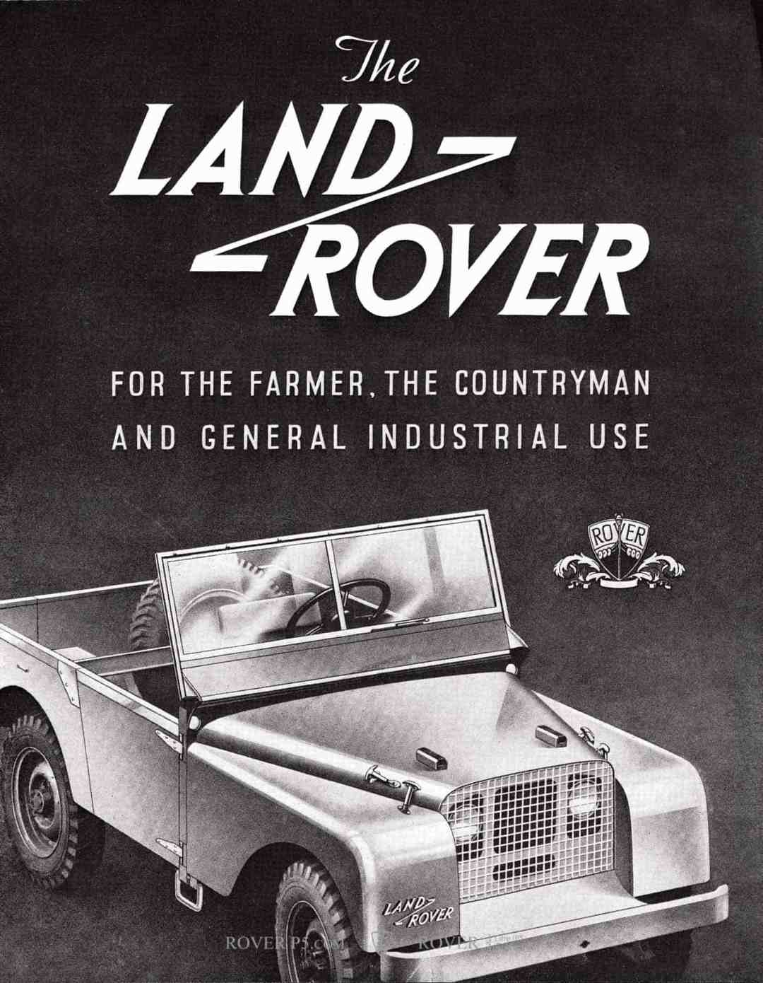 Rover P5 and P5B Development: Land Rover