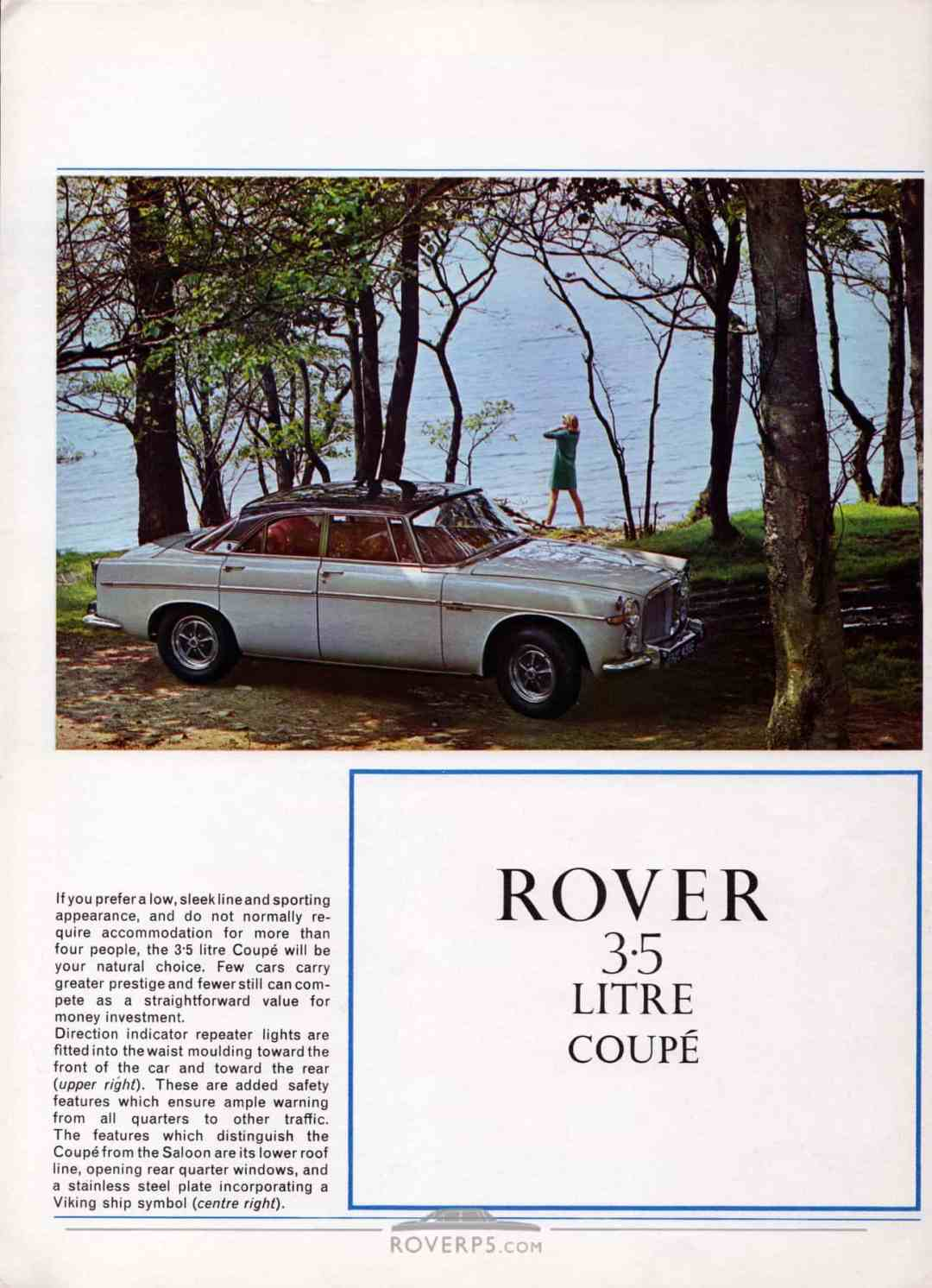 Brochure - 1967 - Rover - Page 05
