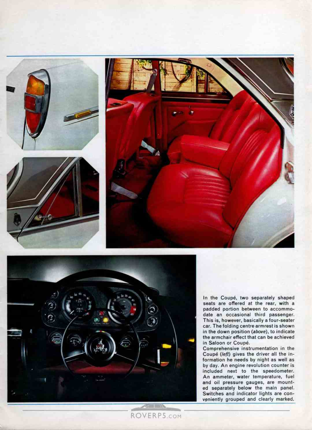 Brochure - 1967 - Rover - Page 06