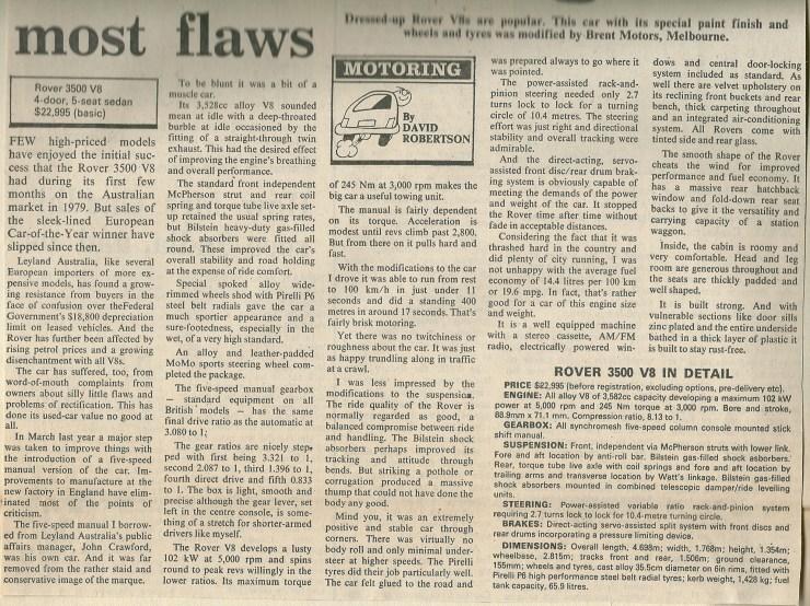 SMH 2 Brents & Leyland Australia 26-1-1981
