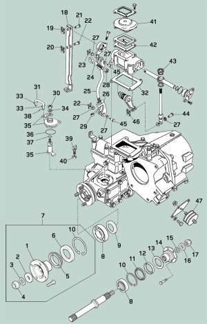 Defender Transfer Case | Rovers North  Land Rover Parts and Accessories Since 1979