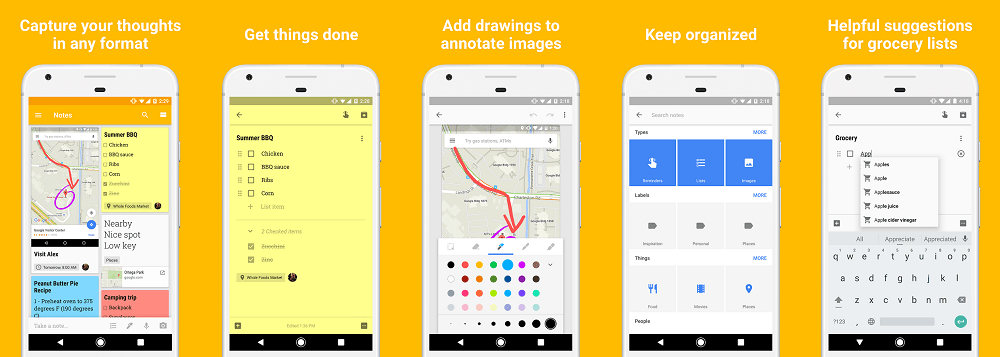 These Are The Reasons Why Google Keep Is The Best Note Taking App