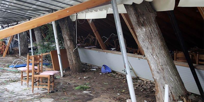«Ακραίες» ελλείψεις και «ακραία» καιρικά φαινόμενα στη Χαλκιδική
