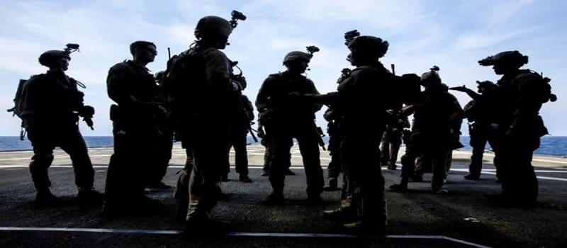 «Αναβαθμισμένη παρουσία» Αμερικανών κομάντος στο Λιμενικό