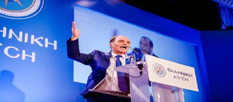 «Ελληνική Λύση» -Το ψηφοδέλτιο ως χαρτί υγείας