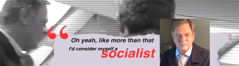 Ανταποκριτής του ABC δήλωσε «Σοσιαλιστής» και τον «ξήλωσαν»
