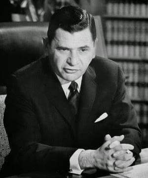 Ο Δικαστής Ίρβινγκ Κάουφμαν