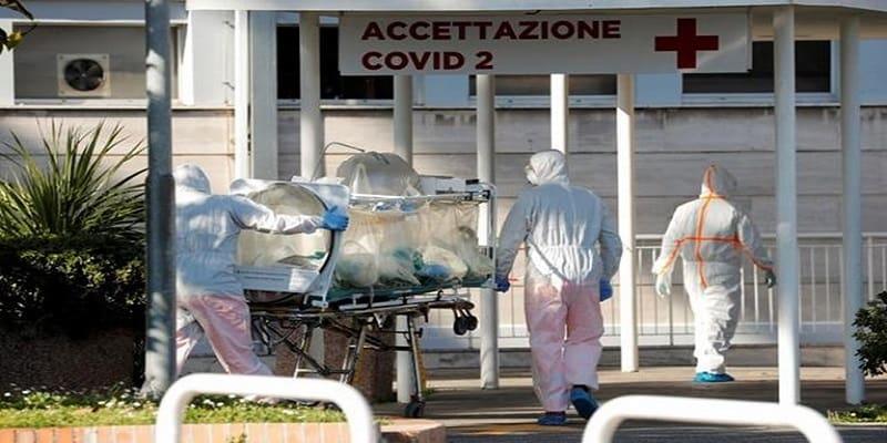Ιταλία: Θάνατοι ηλικιωμένων από ασιτία