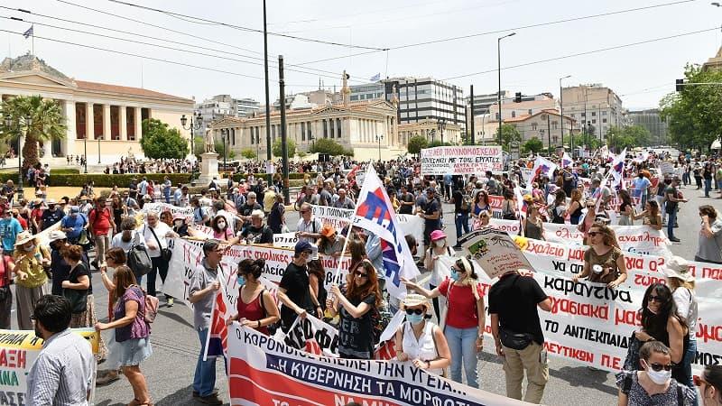 Νέο πανεκπαιδευτικό συλλαλητήριο στις 26 Μαΐου ενάντια στο πολυνομοσχέδιο