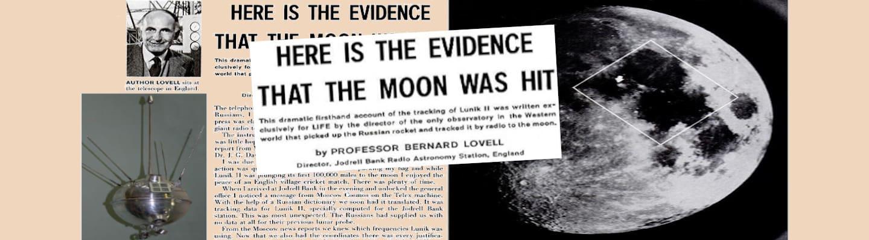 Το πρώτο σκάφος που χτύπησε ξένο ουράνιο σώμα: «Luna 2»