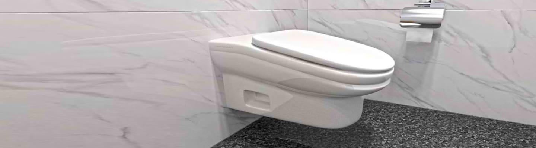 Άβολες τουαλέτες για να μην «τεμπελιάζουν» οι εργαζόμενοι λανσάρει βρετανική εταιρεία