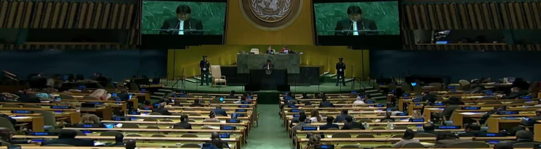 Έβο Μοράλες: Το πρόβλημα του πλανήτη είναι ο καπιταλισμός