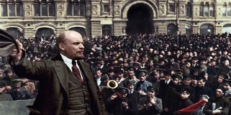 Ένα μικρό δείγμα της ανικανότητας των αστών να αντιμετωπίσουν τις ζωντανές ιδέες του Λένιν