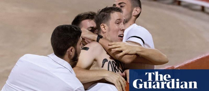 Έπαιξαν τον ισπανικό φασιστικό ύμνο σε ταυρομαχία στη Μαγιόρκα