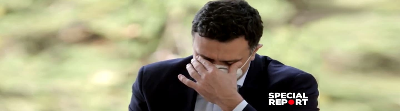 Όταν έκλαψε ο Κικίλιας! Το «ανθρώπινο πρόσωπο» μιας απάνθρωπης πολιτικής