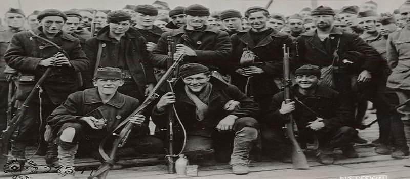 Oταν οι ΗΠΑ νικήθηκαν από τους μπολσεβίκους - Μέρος 1ο