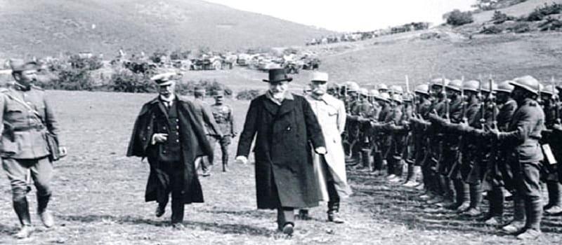 Όταν ο Βενιζέλος έστελνε στρατό ενάντια στη Σοβιετική Ρωσία