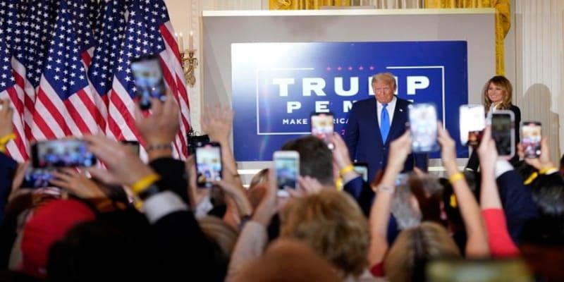 Σε θρίλερ εξελίσσεται η μάχη Μπάιντεν - Τραμπ