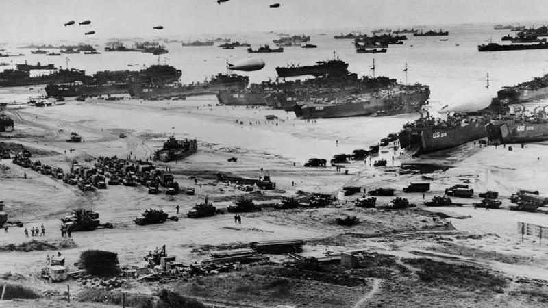 Απόβαση στη Νορμανδία – Η αλληλογραφία της απόφασης (6 Ιούνη 1944)
