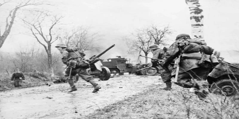 Αρδέννες: Η τελευταία αντεπίθεση του Χίτλερ (16 Δεκέμβρη'44)