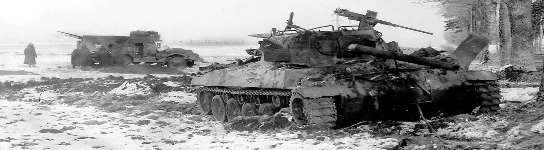 Αρδέννες: Η τελευταία αντεπίθεση του Χίτλερ (16 Δεκέμβρη '44)
