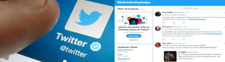 Βολιβία: 4.500 ψεύτικα προφίλ για την επικοινωνιακή νομιμοποίηση του πραξικοπήματος