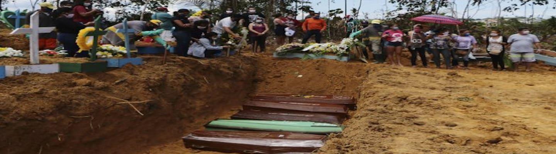 Βραζιλιάνοι γιατροί: «Πραγματική γενοκτονία ενάντια σε φτωχούς κι αποκλεισμένους»