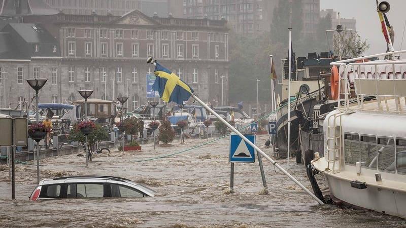 Μπάμπης Παπαδημητρίου: Οι καταστροφές στη Γερμανία είναι τιμωρία από το Θεό