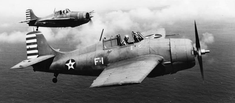 Το F4F-3 «Grumman»