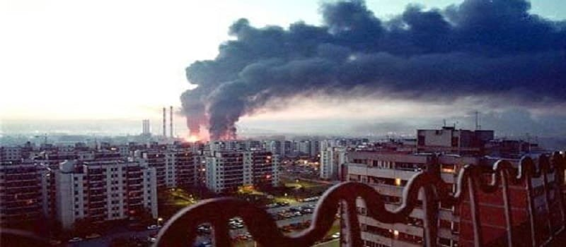 Για τα 20 χρόνια από την Νατοϊκή επέμβαση στη Γιουγκοσλαβία