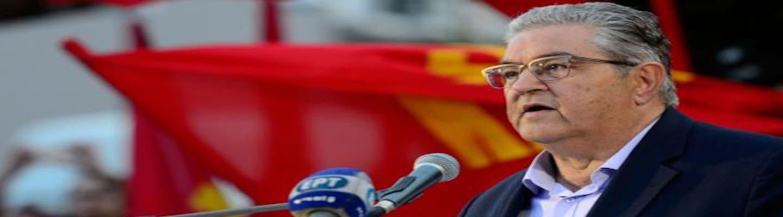 Δημήτρης Κουτσούμπας: Ο «εκβιασμός» της ΝΔ και η «πάσα» στον ΣΥΡΙΖΑ