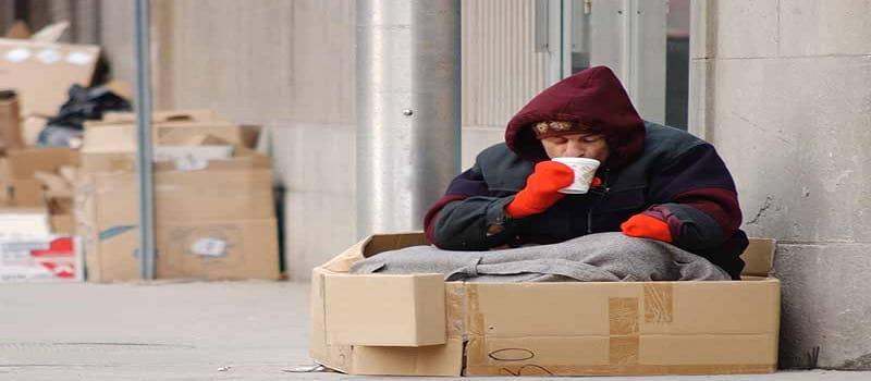 Διπλασιασμός των αστέγων στη Βρετανία - Άγγιξαν τις 300.000