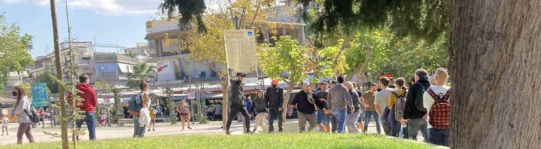 Δολοφονική επίθεση φασιστοειδών κατά μελών του ΚΚΕ