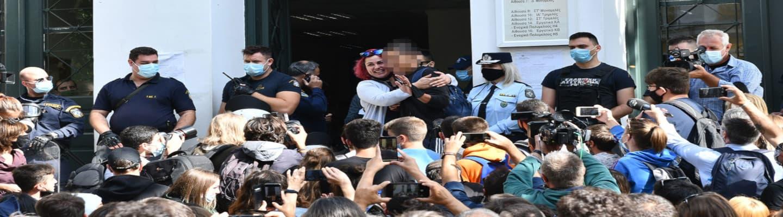 Ελεύθεροι οι μαθητές που κρατήθηκαν 5 μέρες στη ΓΑΔΑ