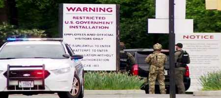Ενοπλος άνδρας προσπάθησε να εισβάλει στα γραφεία της CIA