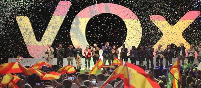 Η εγκληματική δράση του ακροδεξιού Vox στην Ισπανία