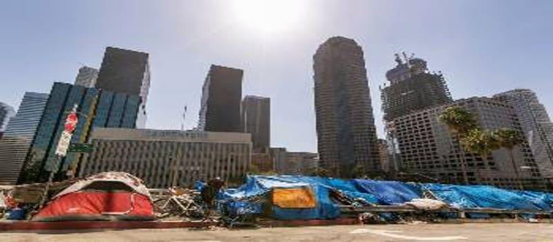 Άστεγοι στις ΗΠΑ