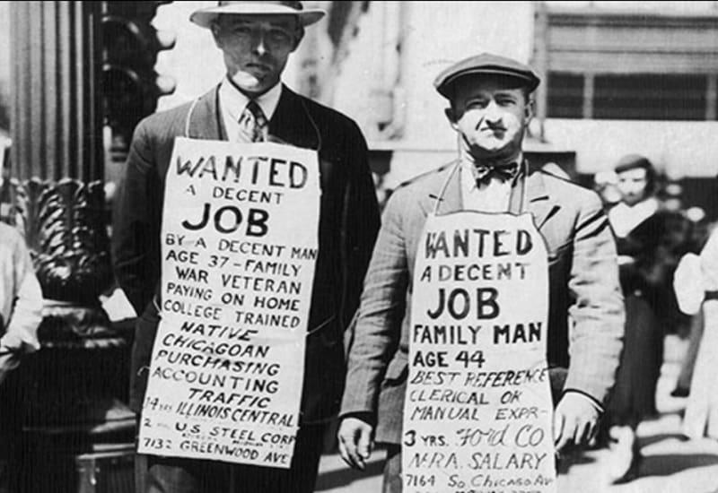 Η κρίση του 1929 - 1933 και το «New Deal»