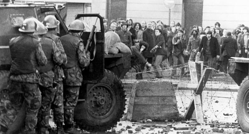Η «Ματωμένη Κυριακή» στη Βόρεια Ιρλανδία (1972)